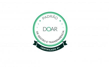 Selo Instituto Doar