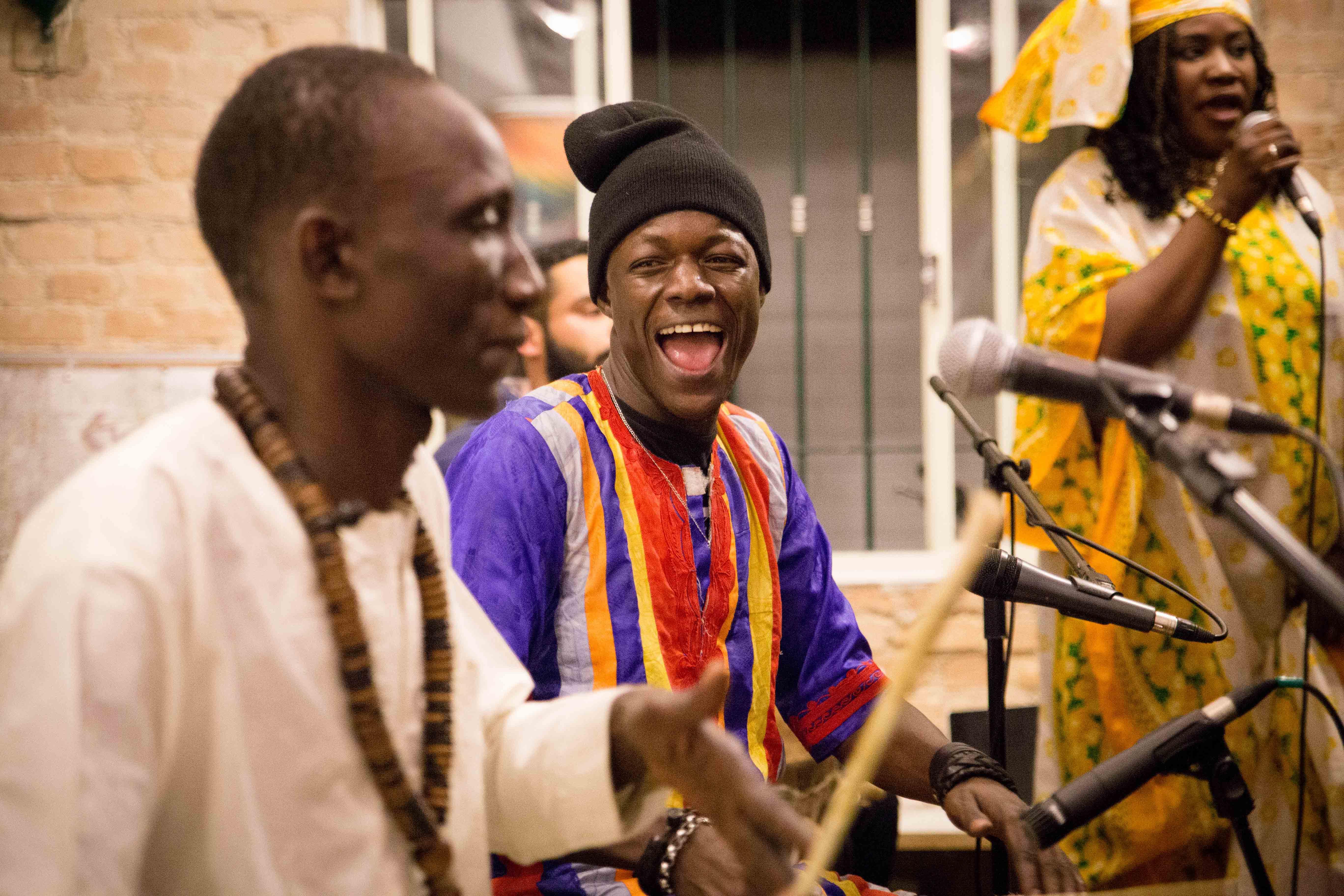 BrazilFoundation Refugiado Abraço Cultural
