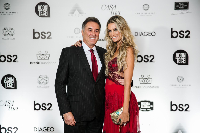 Paulo Henrique Pentagna Guimarães, BS2, Patrocinador Platinum, BrazilFoundation Gala Minas Gerais 2018