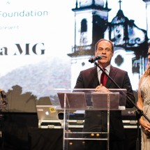 Chairs Lilian e Mauro Tunes BrazilFoundation Gala Minas Gerais 2018