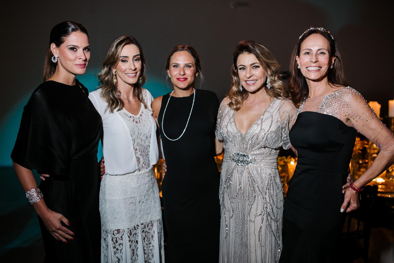 Comitê, Lilian Tunes, Andrea Dellal BrazilFoundation Gala Minas Gerais 2018