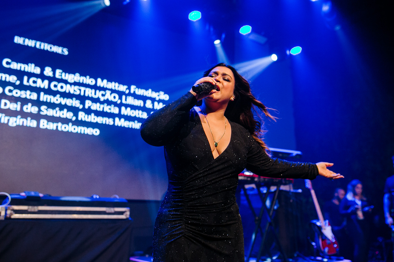 Preta Gil BrazilFoundation Gala Minas Gerais 2018