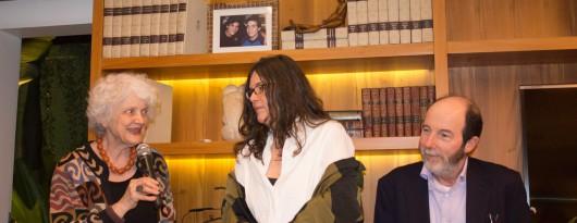 Liza Diamond e Mandy Gulbrandsen, Arminio Fraga, BrazilFoundation Rio Commitee Arminio Fraga Evento