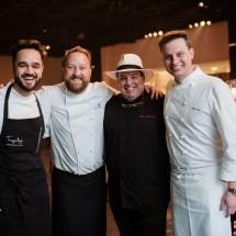 Club Chef Buffet BrazilFoundation Gala Minas Gerais 2018