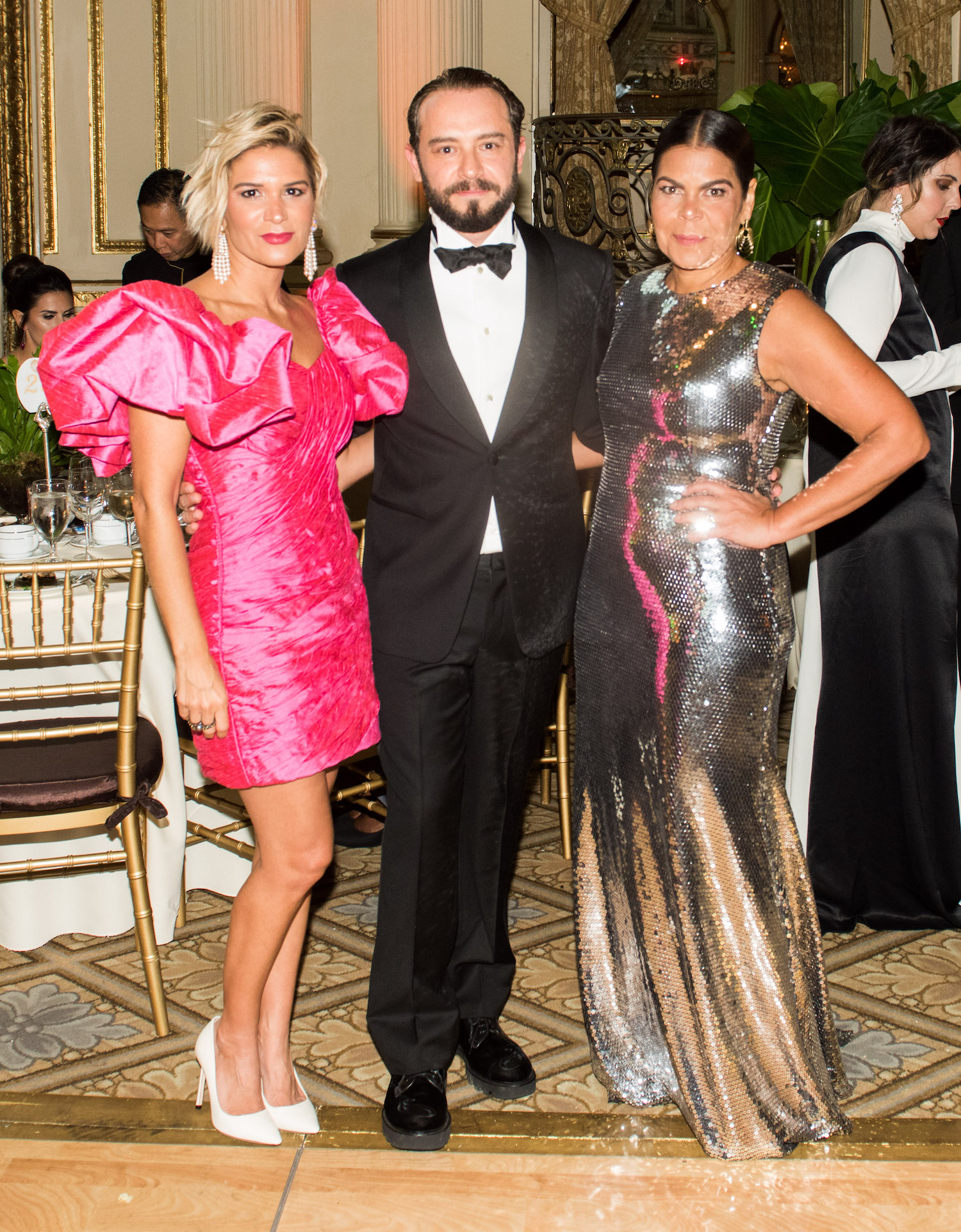 Jeff Ares, Daniela Falcao BrazilFoundation XVI Gala New York Celebrating the Amazon Plaza