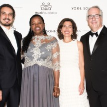 Thiago Cavalli, Rita Teixeira, Renata & Claudio Garcia BrazilFoundation XVI Gala New York Celebrating the Amazon Plaza