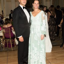 Ricardo & Daniela Puggina BrazilFoundation XVI Gala New York Celebrating the Amazon Plaza