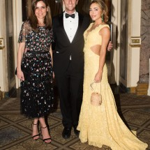 Rafael Azzi, Katia Francesconi BrazilFoundation XVI Gala New York Celebrating the Amazon Plaza