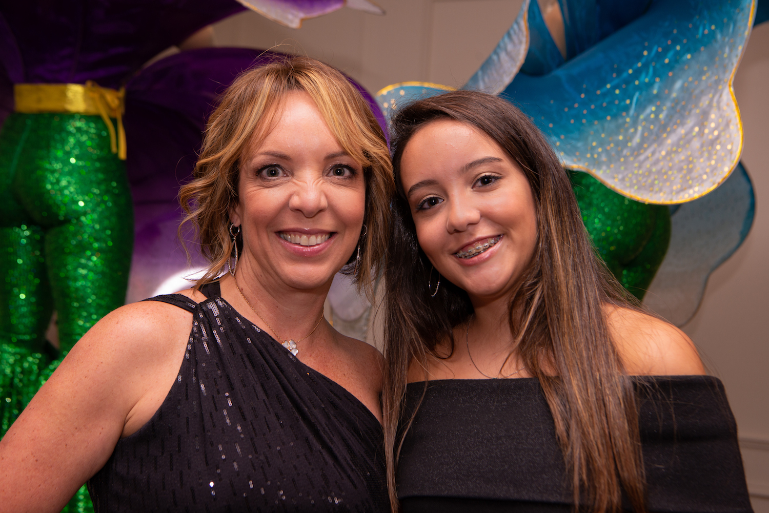 Simoni & Nathalia Morato BrazilFoundation XVI Gala New York Celebrating the Amazon Plaza
