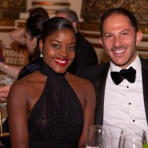 Ingrid Silva & Ricardo Martiniski BrazilFoundation XVI Gala New York Celebrating the Amazon Plaza