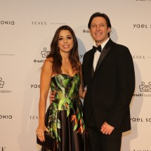Michele Viana BrazilFoundation XVI Gala New York Celebrating the Amazon Plaza