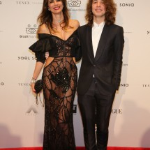 Luciana Gimenez, Lucas Jagger BrazilFoundation XVI Gala New York Celebrating the Amazon Plaza