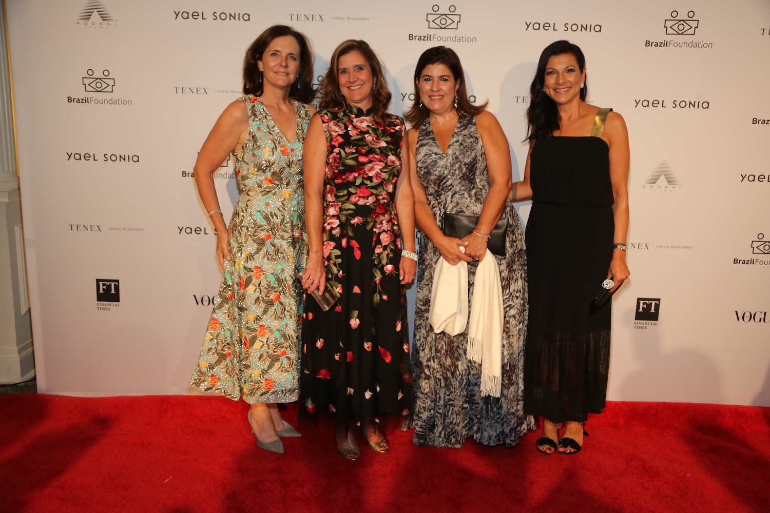 BrazilFoundation XVI Gala New York Celebrating the Amazon Plaza