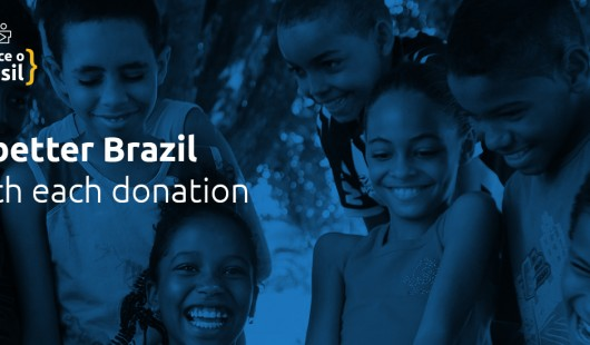 Abrace o Brasil BrazilFoundation 2018