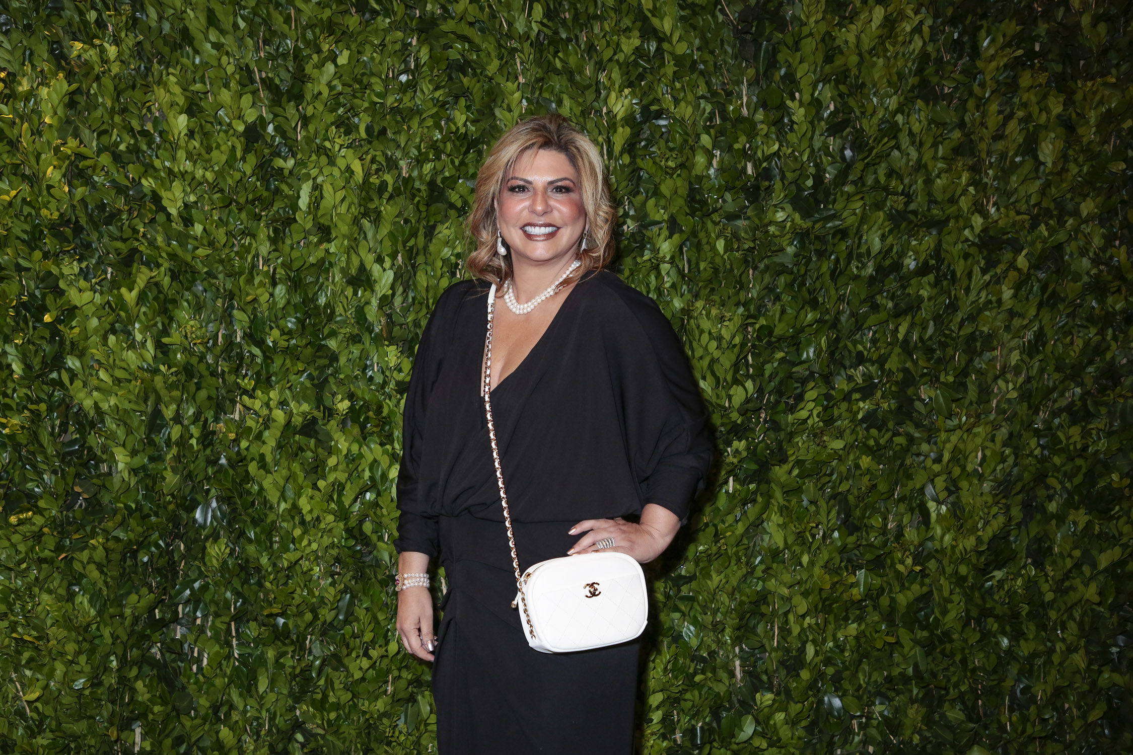 Carol Maluf V BrazilFoundation Gala São Paulo Chanel 2018 Filantropia Brasil Philanthropy Brazil