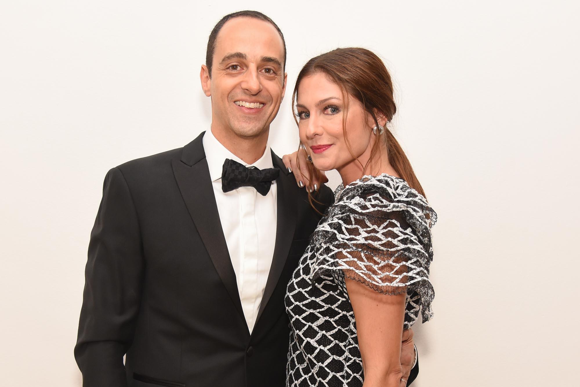 Eduardo Maluf e Camilla Guebur V BrazilFoundation Gala São Paulo Chanel 2018 Filantropia Brasil Philanthropy Brazil