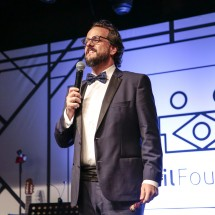 Leiloeiro Fabio Zukerman V BrazilFoundation Gala São Paulo Chanel 2018 Filantropia Brasil Philanthropy Brazil