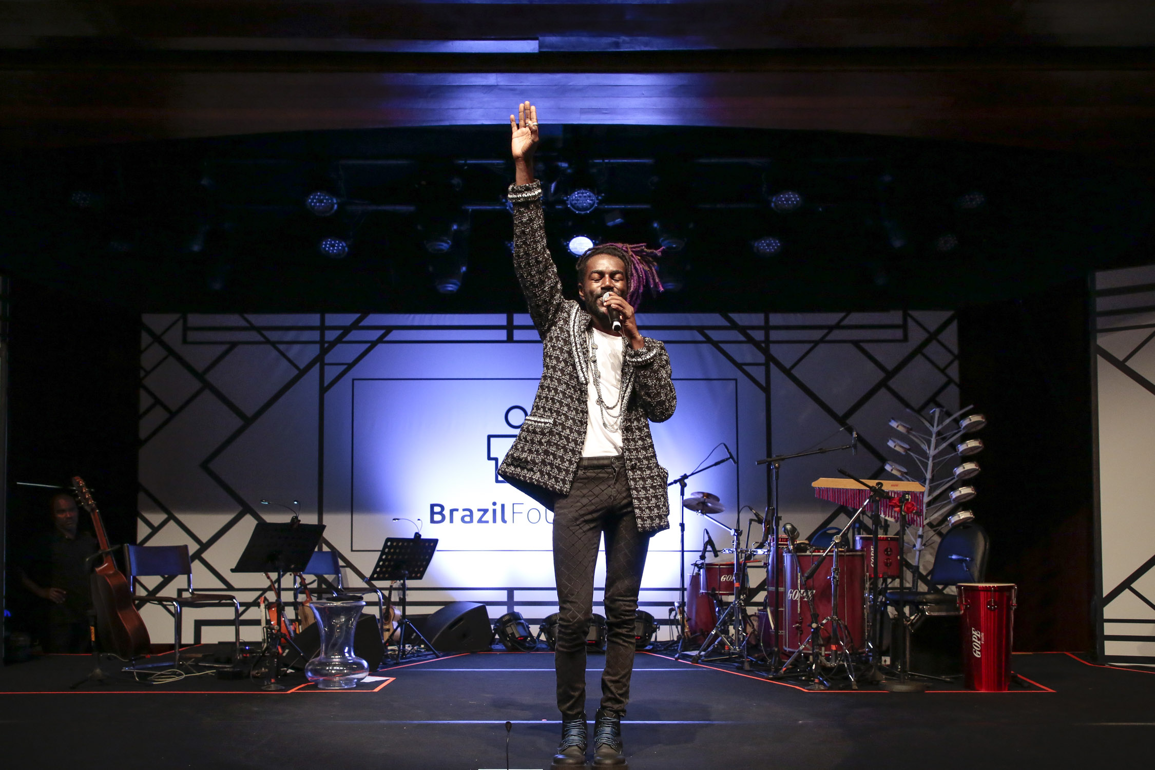 Jonathan Azevedo V BrazilFoundation Gala São Paulo Chanel 2018 Filantropia Brasil Philanthropy Brazil