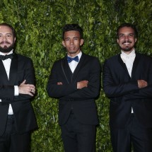Jeff Ares, Iranildo Colares E Thiago Cavalli V BrazilFoundation Gala São Paulo Chanel 2018 Filantropia Brasil Philanthropy Brazil
