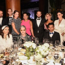 Mesa Camilla Guebur V BrazilFoundation Gala São Paulo Chanel 2018 Filantropia Brasil Philanthropy Brazil