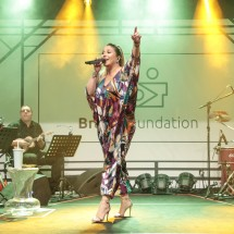 Show Maria Rita V BrazilFoundation Gala São Paulo Chanel 2018 Filantropia Brasil Philanthropy Brazil