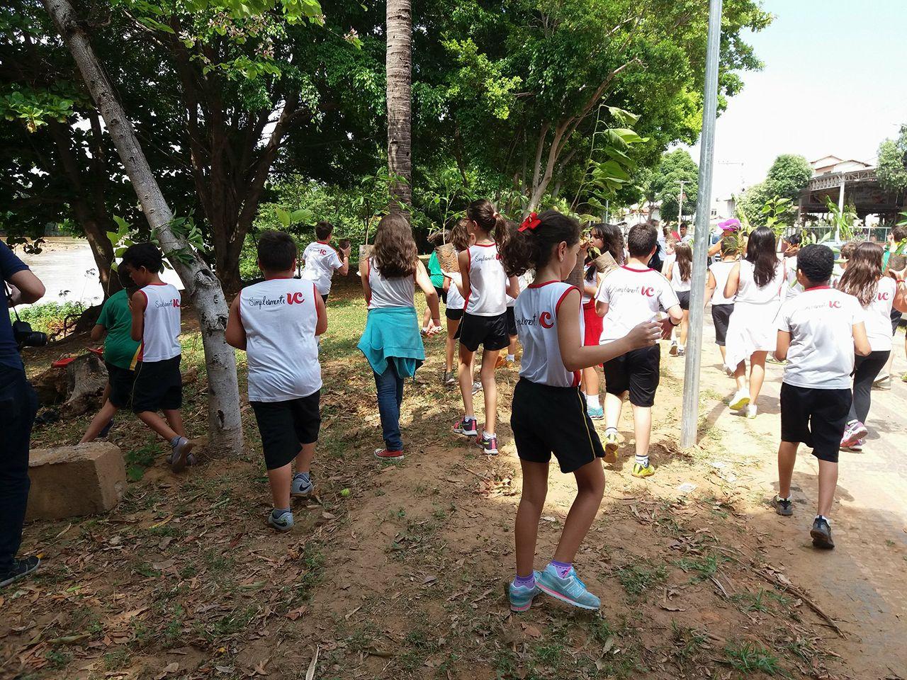 Pelo bem do planeta BrazilFoundation Fundo Minas Gerais