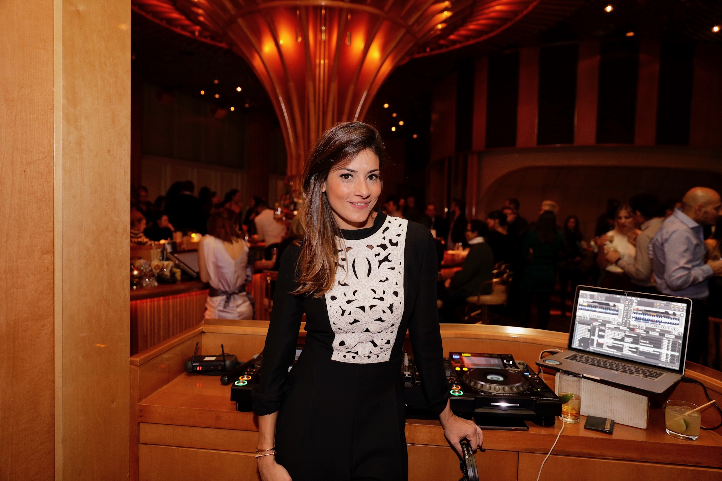 DJ Marina Diniz An Evening of Solidarity for Brumadinho BrazilFoundation AbraceMinasGerais Charity New York