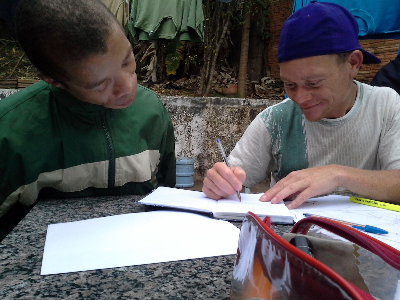 Arquitetos sem Fronteiras - Mariana BrazilFoundation Fundo Minas Gerais