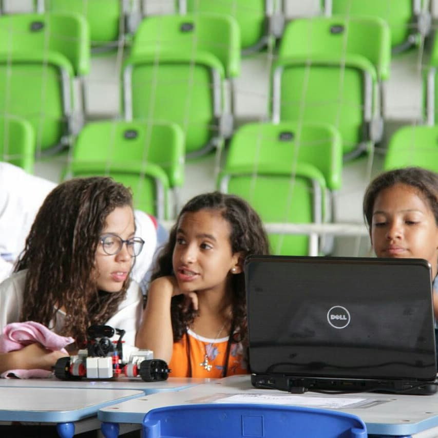 BrazilFoundation Irradiar Sergipe Educação Aracajú