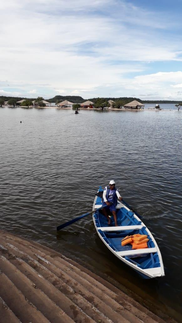 Alter do Chão Santarém Visitas BrazilFoundation Edital 2019