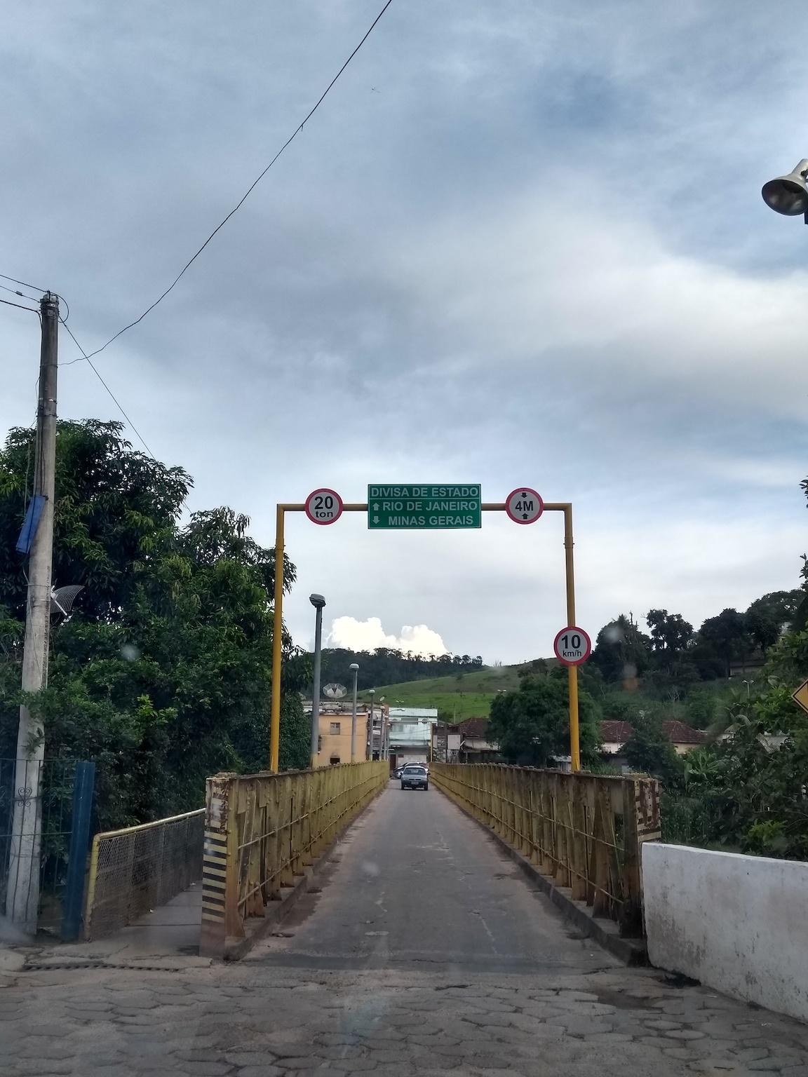 Santana do Deserto Minas Gerais Visitas BrazilFoundation Edital 2019