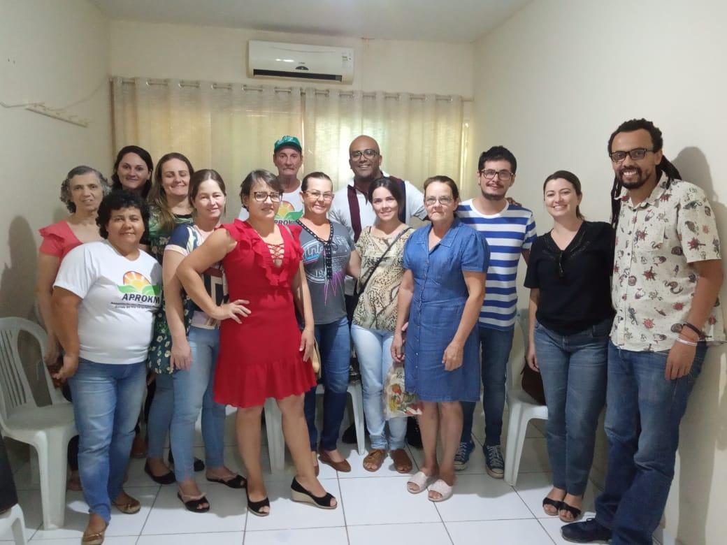 Capacitação Fundação Renova João Souza Minas Gerais Espírito Santo BrazilFoundation