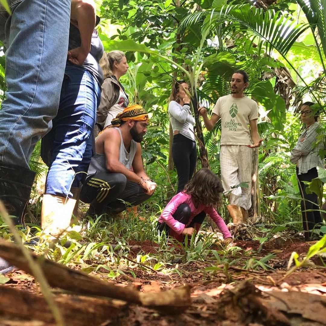 Novo Mundo de Yacaranta SQ Brumadinho BrazilFoundation sustentabilidade Minas Gerais