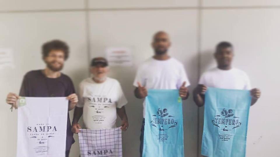 Brazilfoundation Estamparia Social São Paulo São Paulo Direitos Humanos e Participação Cívica Reinsercao de Egressos