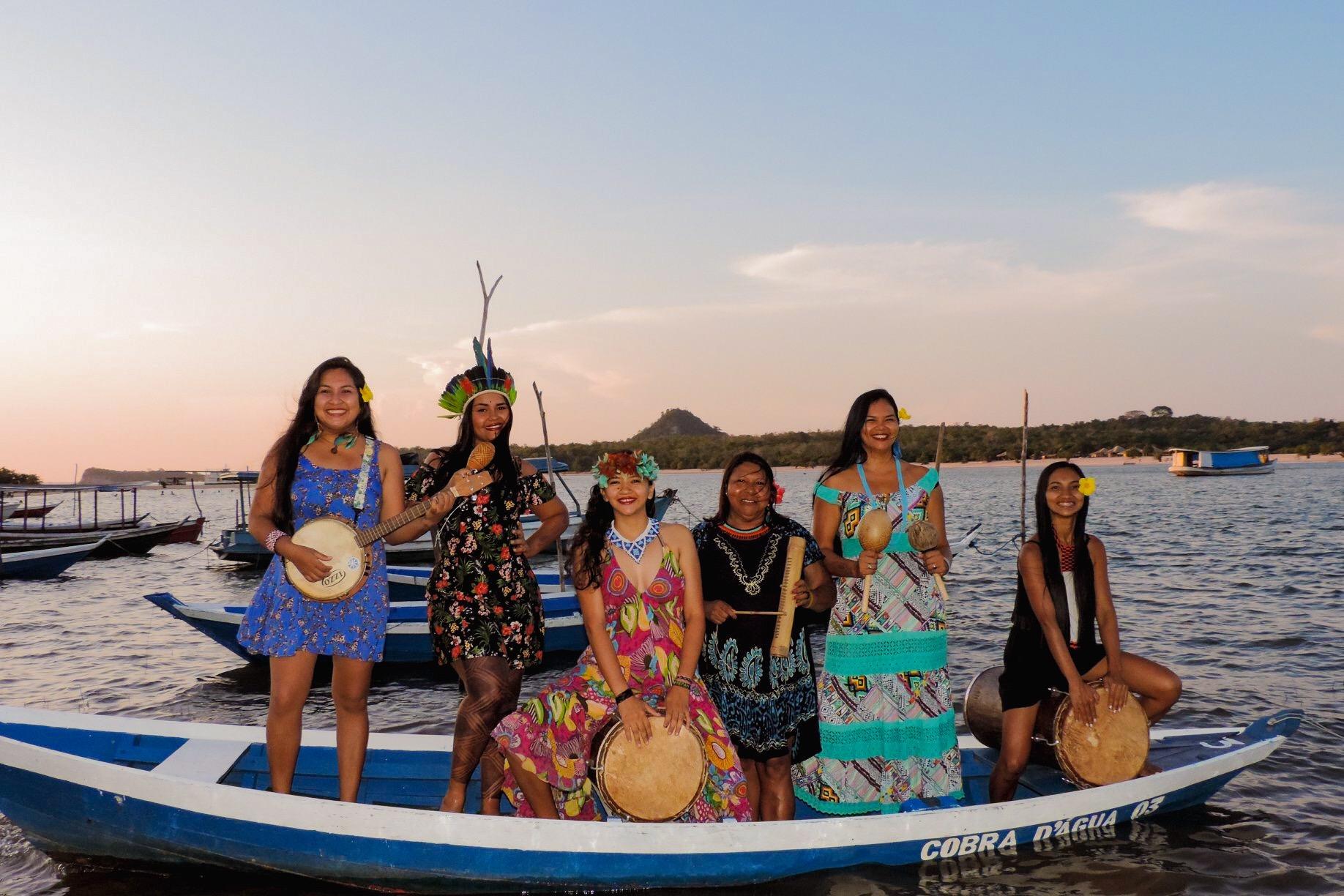 Suraras do Tapajos Amazônia BrazilFoundation Filantropia Philanthropy