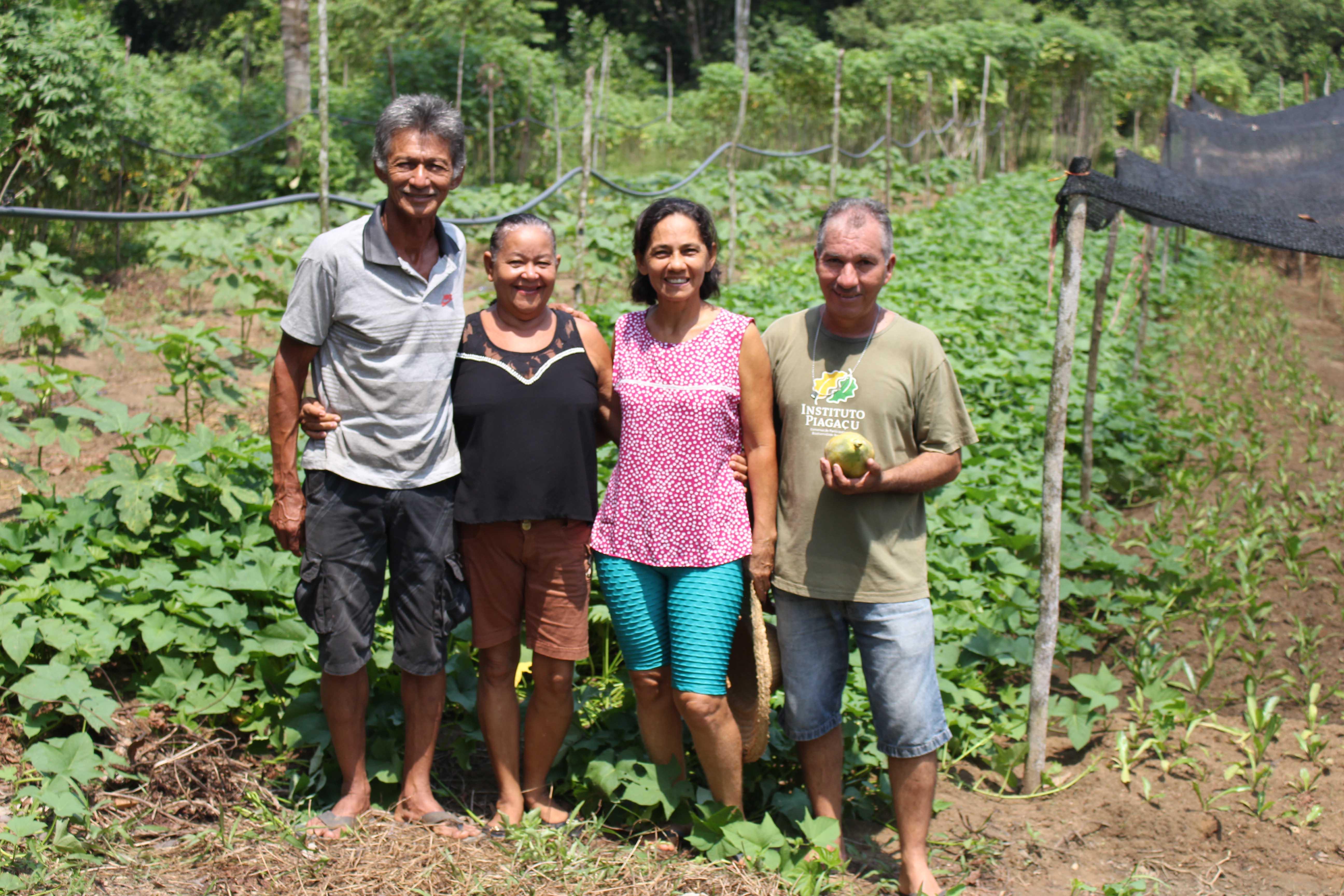 Apoi Iranduba agricultura sustentável BrazilFoundation manaus amazonas amazônia