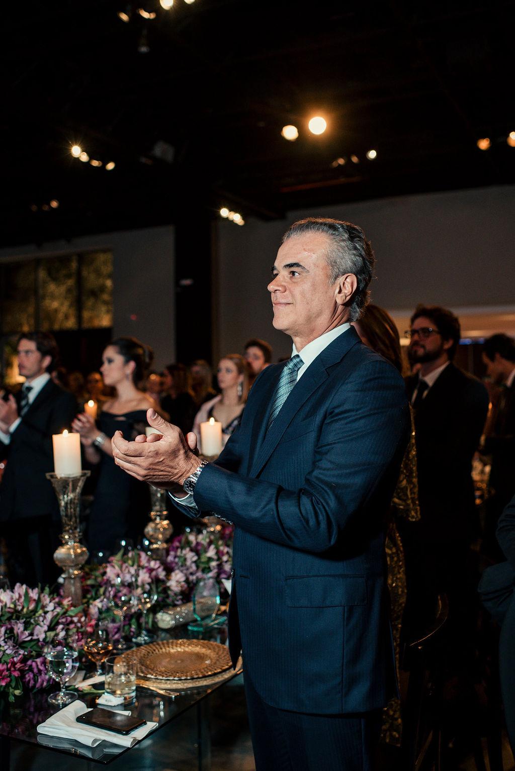 Dr. Henrique Moraes Salvador Silva Credito: Lecanovo BrazilFoundation II Gala Minas Gerais Belo Horizonte Filantropia 2019