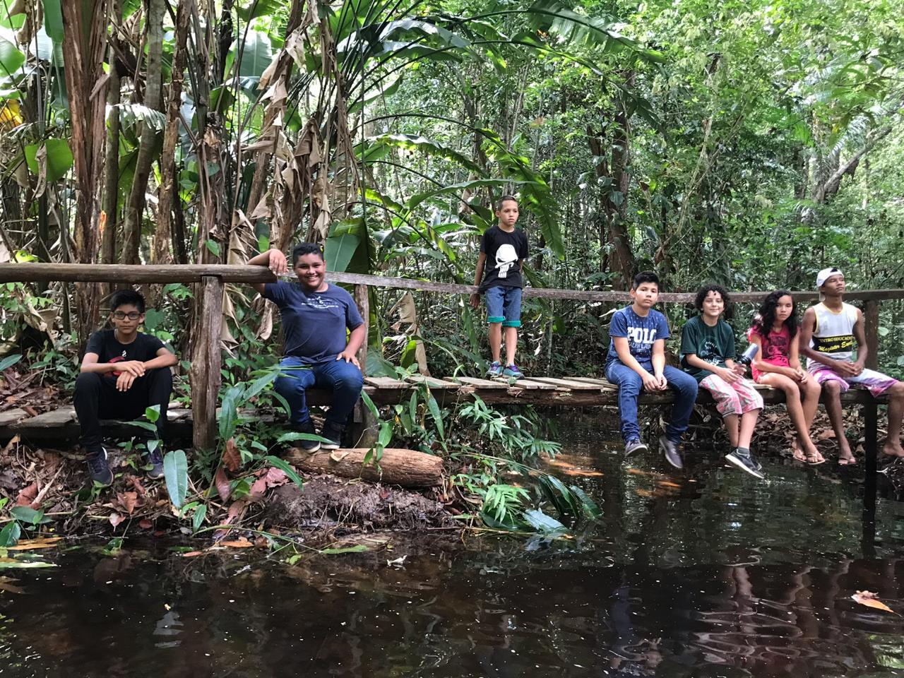 Almerinda Malaquias BrazilFoundation Filantropia Philanthropy EDUCAÇÃO AMBIENTAL Amazônia