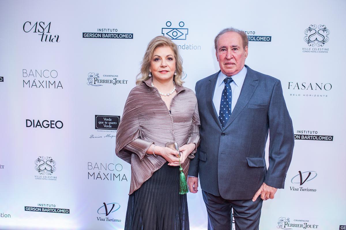 Leila Gontijo Credit: Francisco Dumont BrazilFoundation II Gala Minas Gerais Belo Horizonte Filantropia 2019