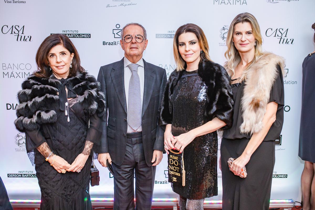 Fundação Pitágoras Credito: Francisco Dumont BrazilFoundation II Gala Minas Gerais Belo Horizonte Filantropia 2019