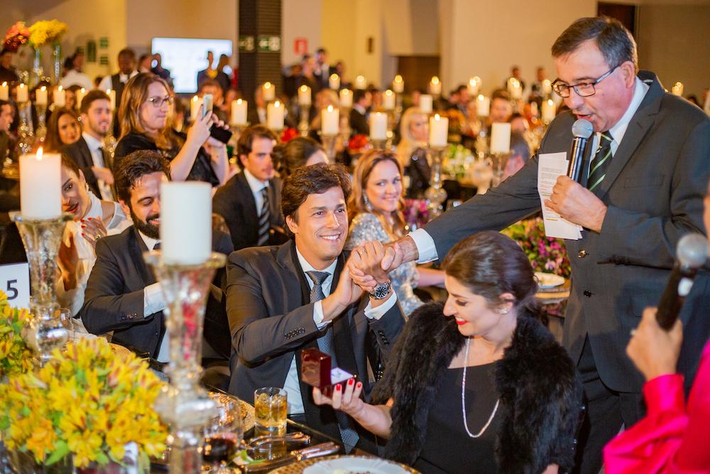 Leiloeiro | Auctioneer Paulo Leite Credito: Francisco Dumont BrazilFoundation II Gala Minas Gerais Belo Horizonte Filantropia 2019