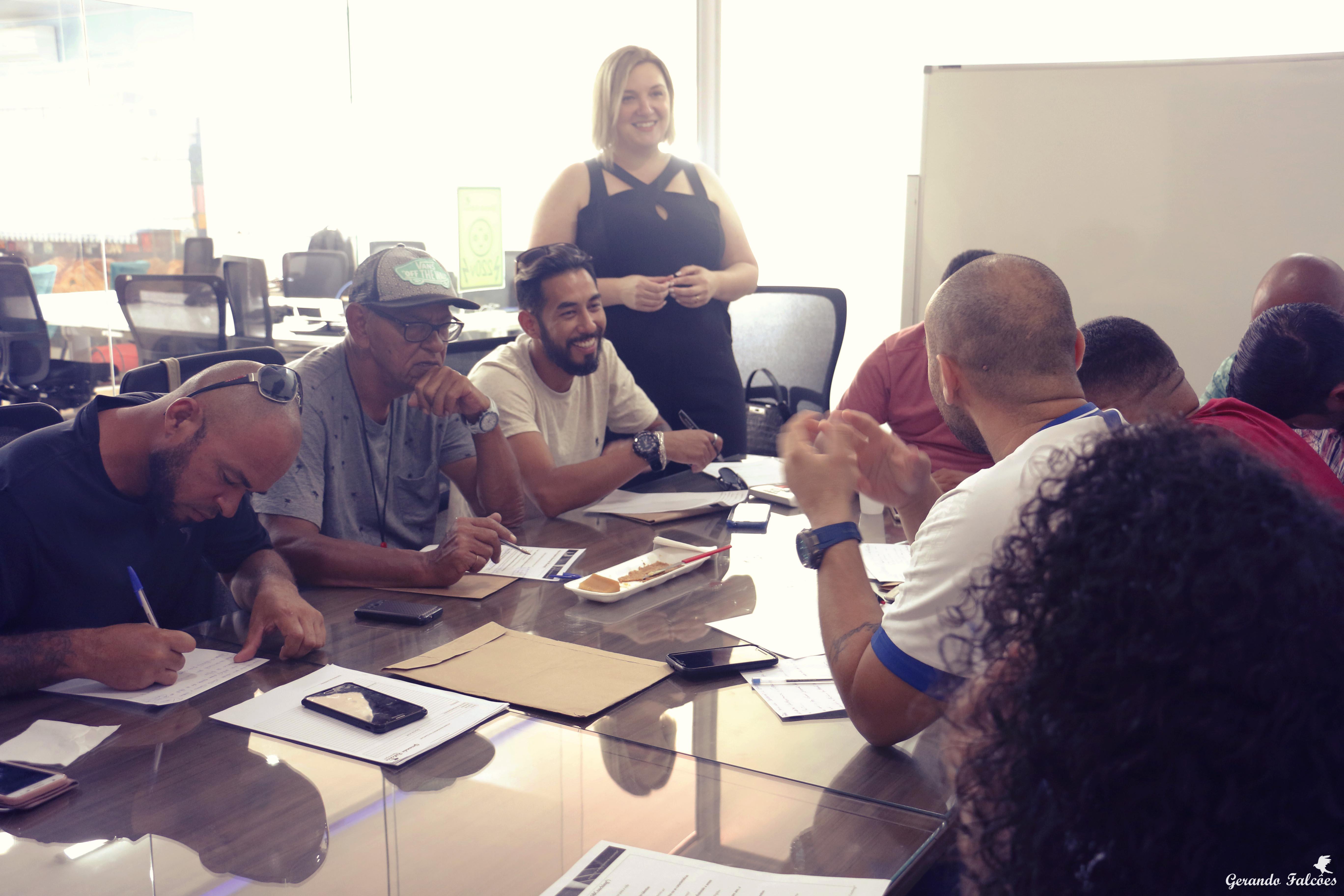 Gerando Falcões Recomeçar BrazilFoundation São Paulo Reinserção social Filantropia