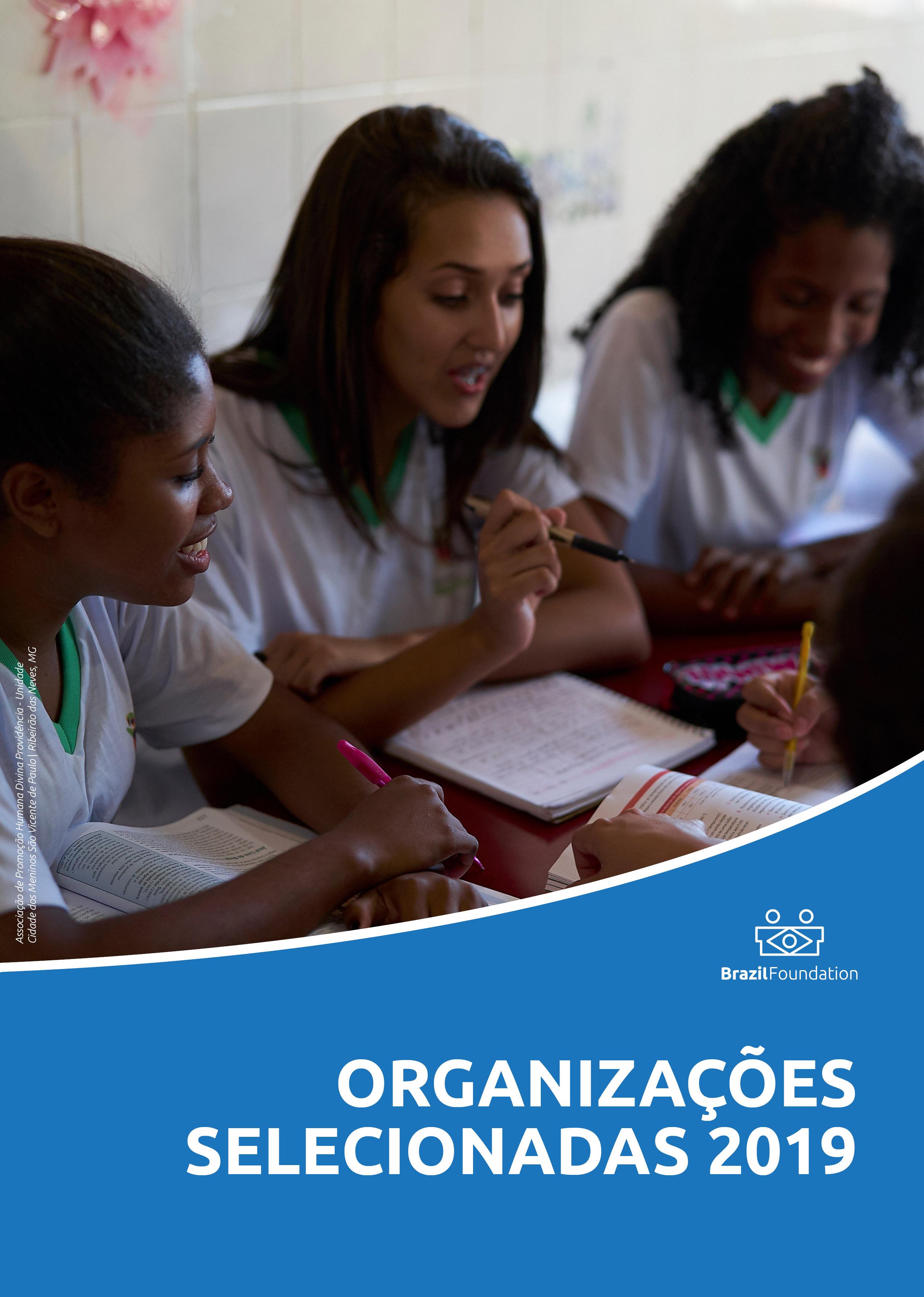 BrazilFoundation Filantropia educação saúde cultura direitos humanos