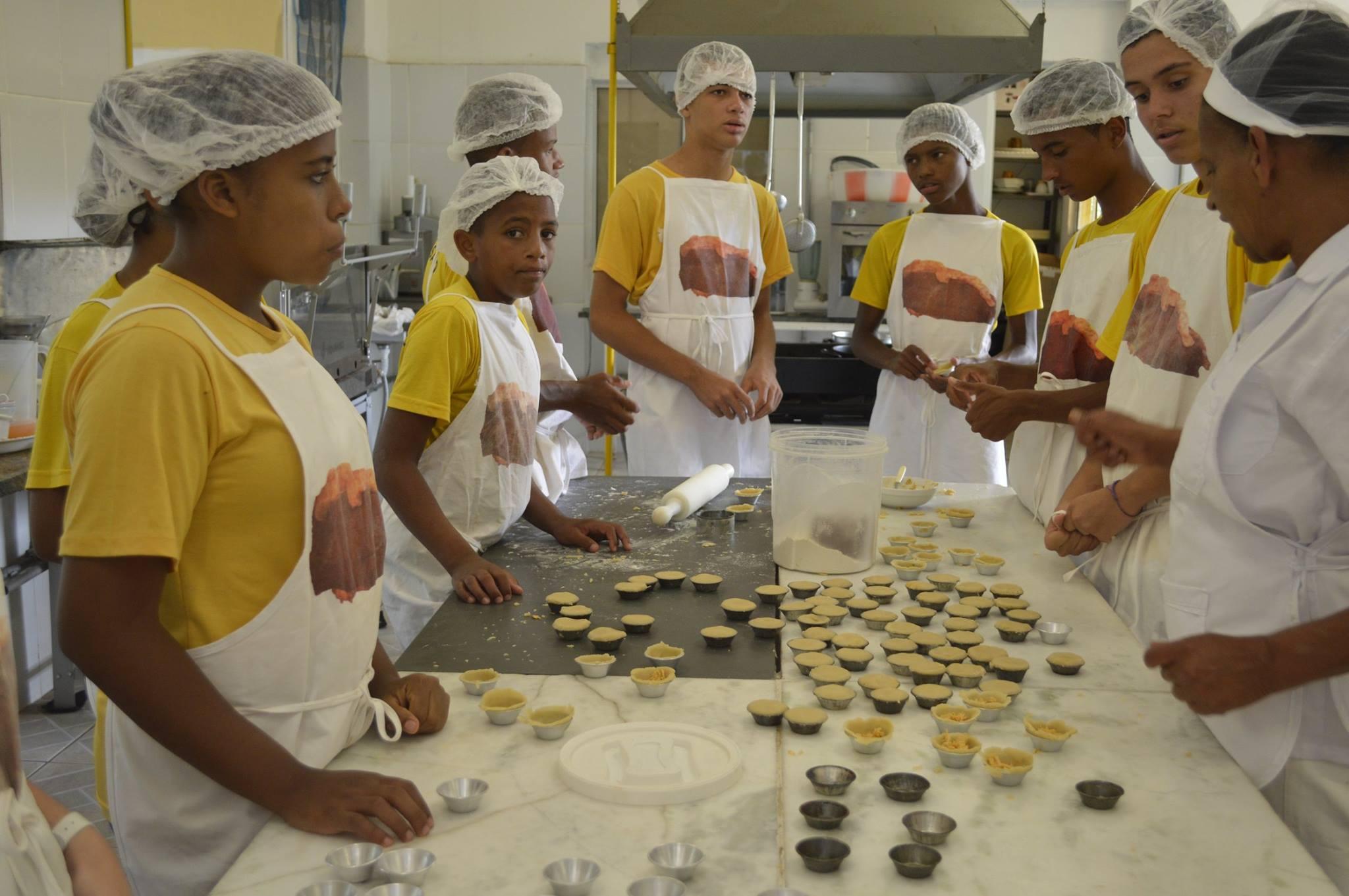 Associação Querubins BrazilFoundation educação qualificação profissional