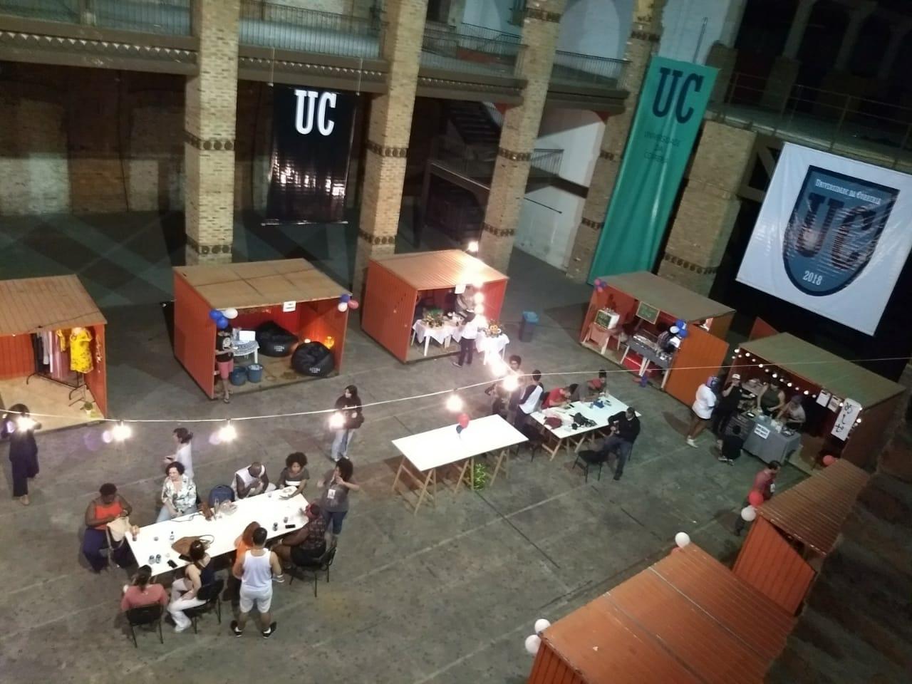 Universidade da Correria Fortalecimento Institucional BrazilFoundation Rio de Janeiro Empreendedorismo
