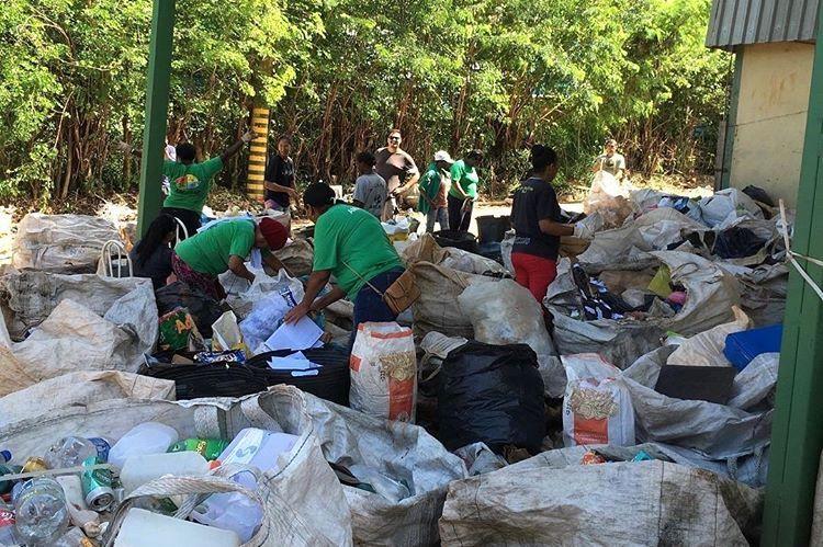 ascavap Ecovida São Miguel catadores de recicláveis sustentabilidade meio ambiente BrazilFoundation Brumadinho Minas Gerais