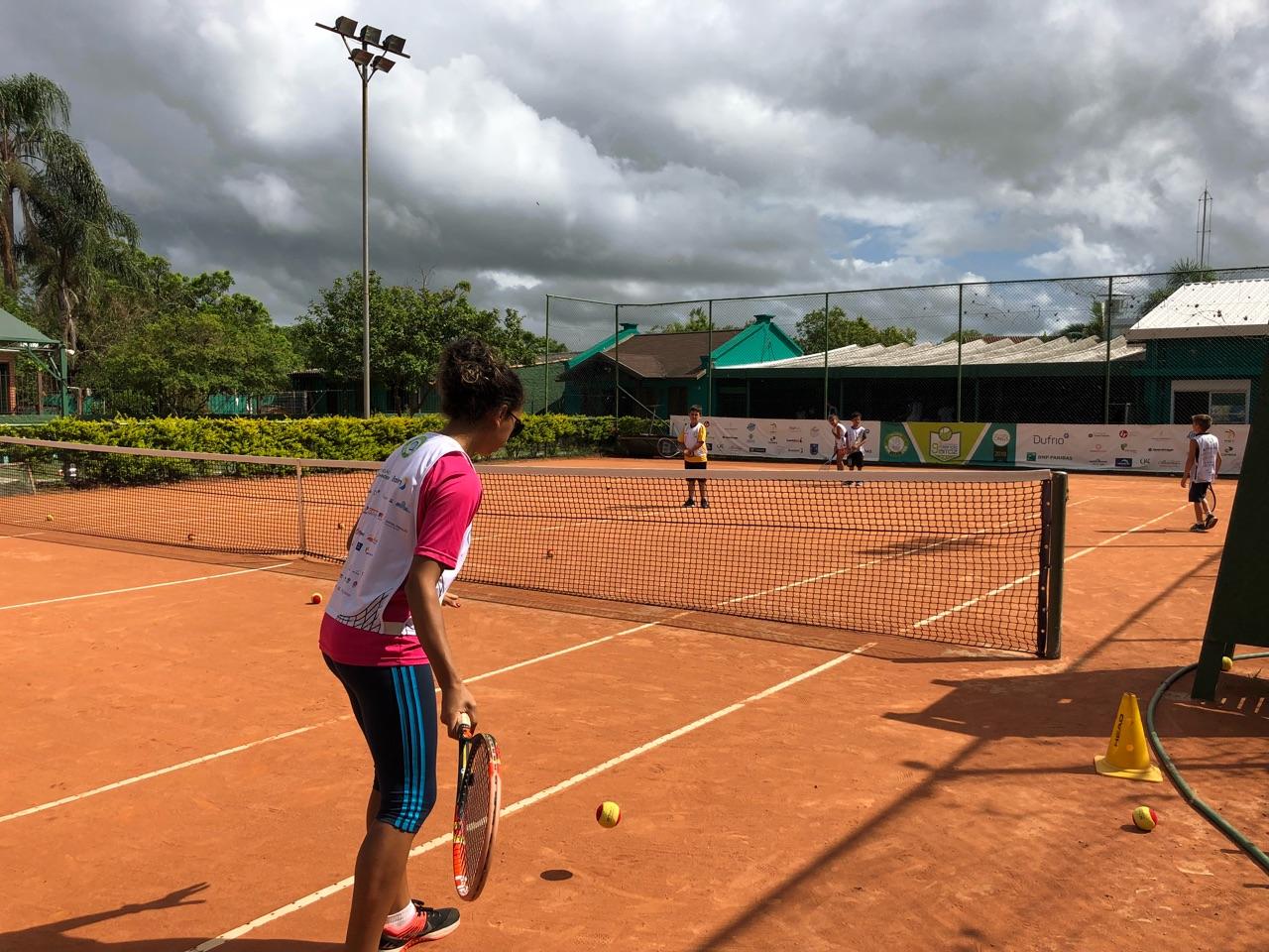 WimBelemDon Fortalecimento Institucional BrazilFoundation Porto Alegre Tenis