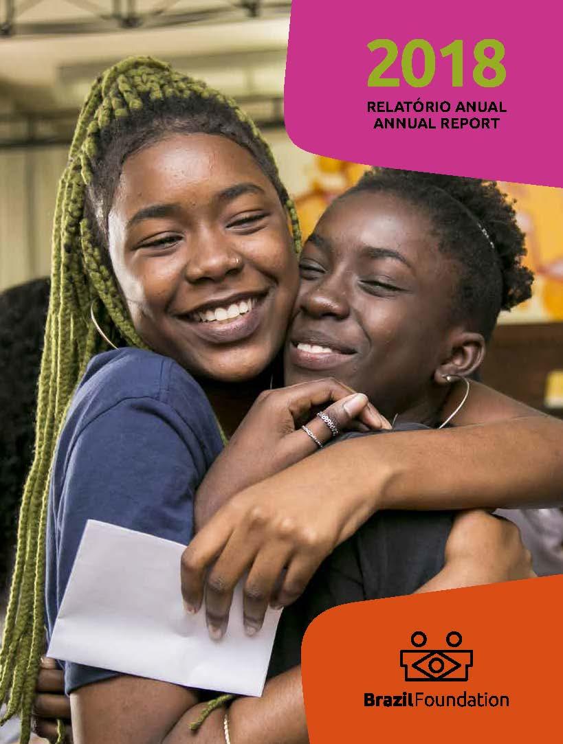 Relatorio Anual BrazilFoundation impacto social
