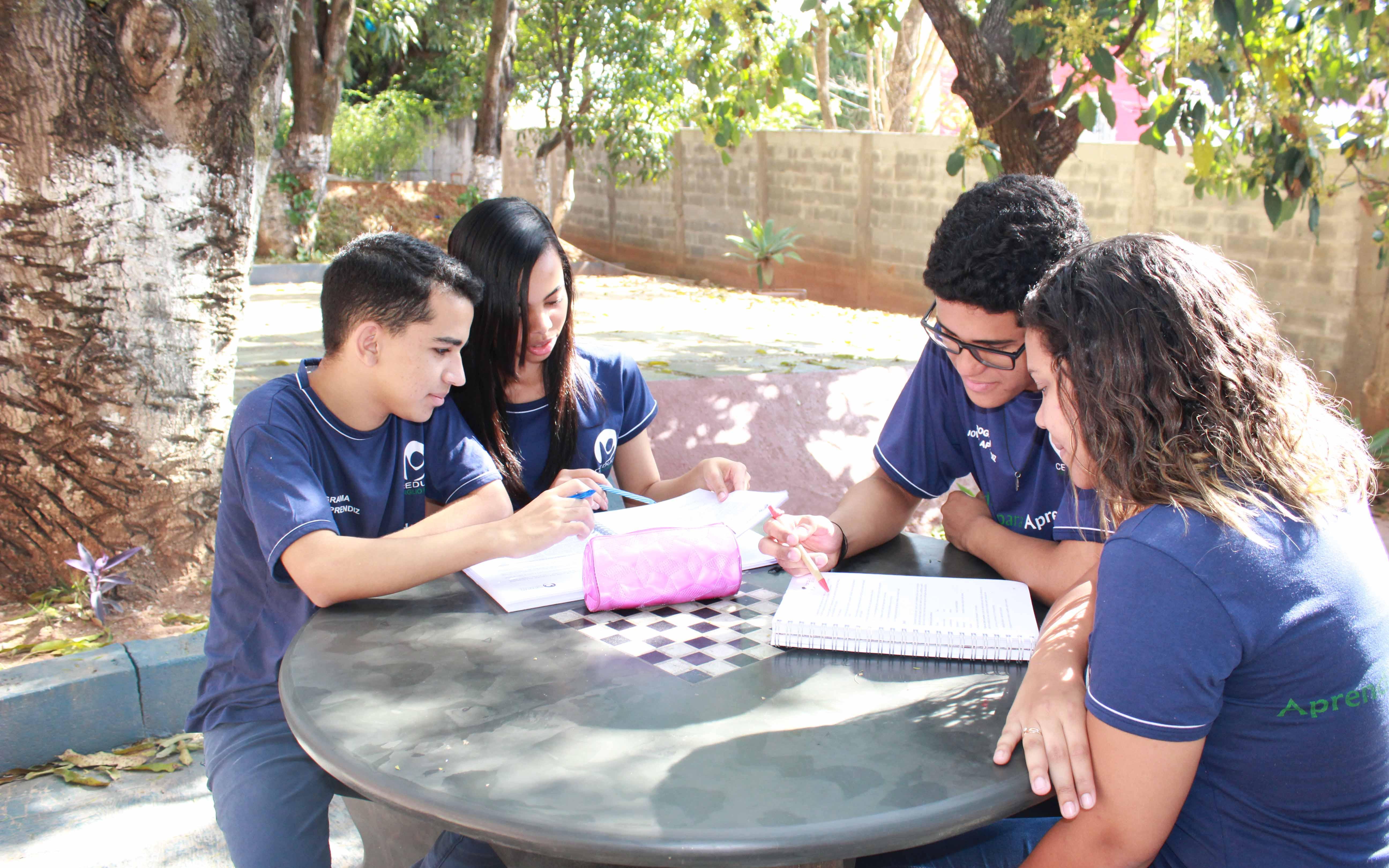 CEDUC BrazilFoundation Belo Horizonte educação
