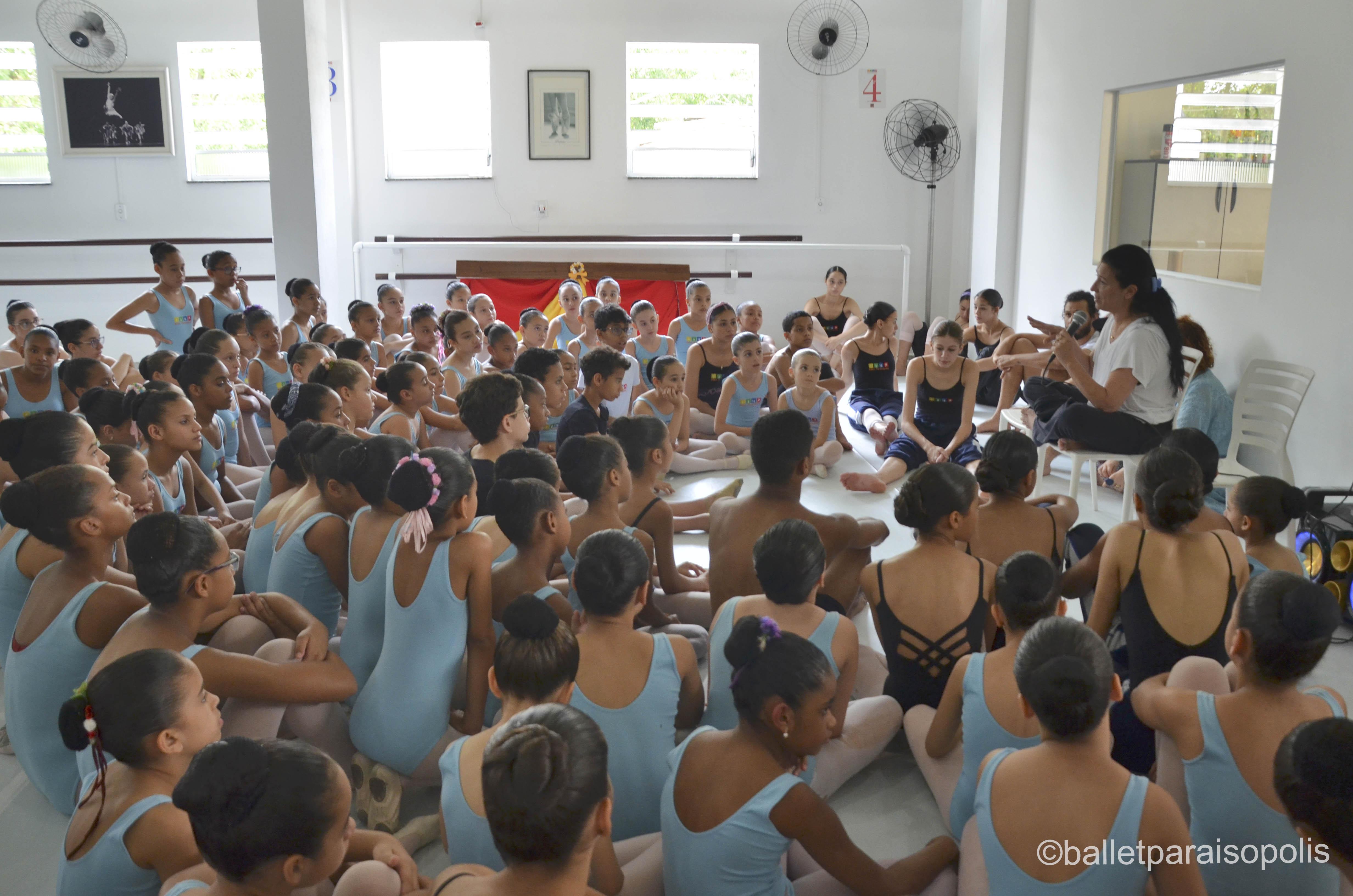 Ballet Paraisopolis BrazilFoundation São Paulo arte